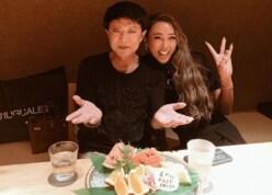 性別適合手術をしたGENKING、美川憲一と「生まれ変わって2回目の誕生日」を祝福