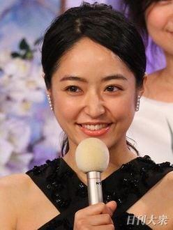 """井上真央「嵐・松本潤と電撃入籍」が、""""SMAP解散""""でご破算に?"""