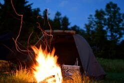 バイきんぐ・西村のキャンプ授業がタメになる!現代人が憧れる「至福の時間」