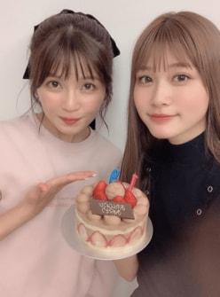 """宇野実彩子&めるる、""""15歳差の姉妹ショット""""に反響「最強コンビ」「似てる」"""
