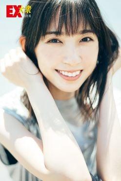 日向坂46金村美玖の本誌未掲載カット6枚を大公開!【EX大衆8月号】