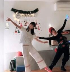 """小倉優子の""""ぎこちなすぎるダンス動画""""に反響「イカみたい」「めちゃかわいい」"""