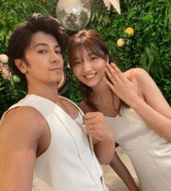 武田真治、22歳下モデル・静まなみと結婚!「かわいい奥様」祝福続々