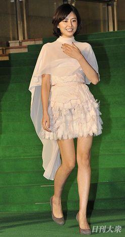 少女から大人の女優へ…大河ヒロイン長澤まさみ「決意の露出度」