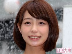 宇垣美里アナ、フリー後のタレント業は「難しいのかなと」不安を口に