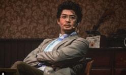 """竹内涼真、""""ヒゲとメガネ""""で別人級激変!!「誰かと思った」「内野聖陽さんかと」の声"""