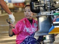 ボートレース美女、真子奈津実が多摩川G3オールレディースで疾走!