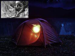 ヒロシ流!「寒い季節だけの魅力」初めての「冬のソロキャンプ」