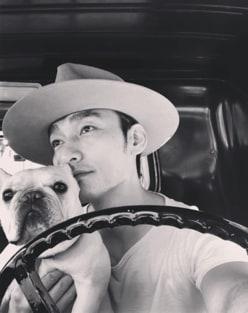 草なぎ剛、中川大志、TKO木下…「フレンチブル溺愛芸能人」BEST3