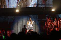 SKE48古畑奈和がステージで断髪!「AKB48グループ感謝祭~ランクインコンサート~」が開催