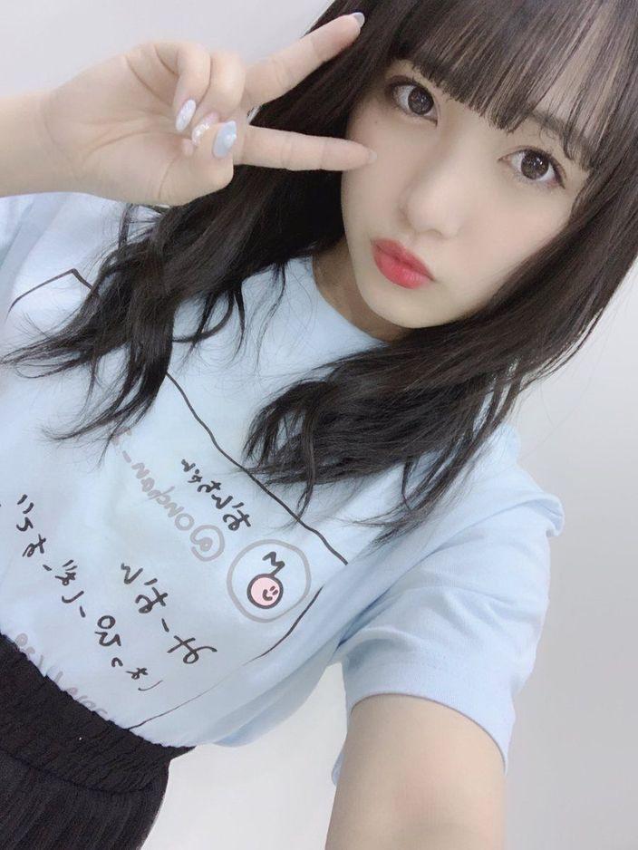 AKB48向井地美音