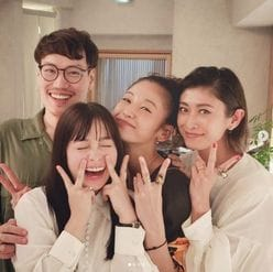 西山茉希、山田優&橋本環奈との「仲良し姉妹ショット」で満面の笑み