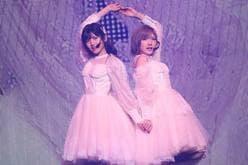 AKB48ゆうなあ単独公演開催「また2人で」指切りを交わす【写真11枚】
