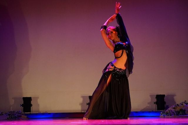 日本を元気にする「女性たちの華麗な舞い」~千葉県船橋市で「音舞」開催の画像005