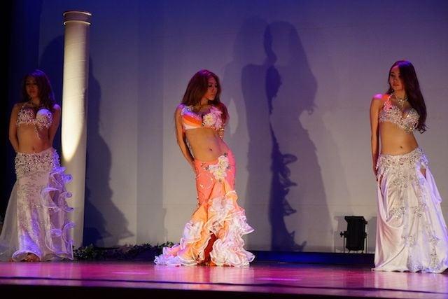 日本を元気にする「女性たちの華麗な舞い」~千葉県船橋市で「音舞」開催の画像002