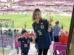 半端ない! 大迫勇也選手の妻・三輪麻未に「勝利の女神」と注目集まる
