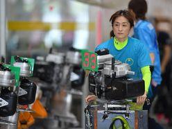 水口由紀「田中圭さんは魅力的な人」ボートレース浜名湖G3オールレディースでは思いきったレースを