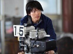 松崎祐太郎「渡辺直美さんは旬な人」ボートレース下関G1ダイヤモンドカップでは一走一走集中!