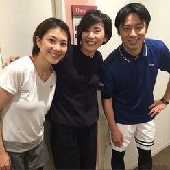"""潮田玲子、久々の""""イケシオ""""に絶賛続出「シャトルの音がすごい!」"""