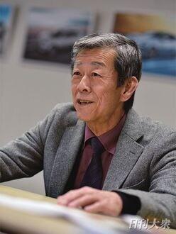 日産GT‐R産みの親・水野和敏「本当の自分の人生は、60歳を過ぎてから始まる」未来を創る人間力
