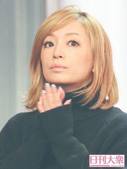 """浜崎あゆみ""""禁断愛小説""""『M』が早くもドラマ化決定!"""