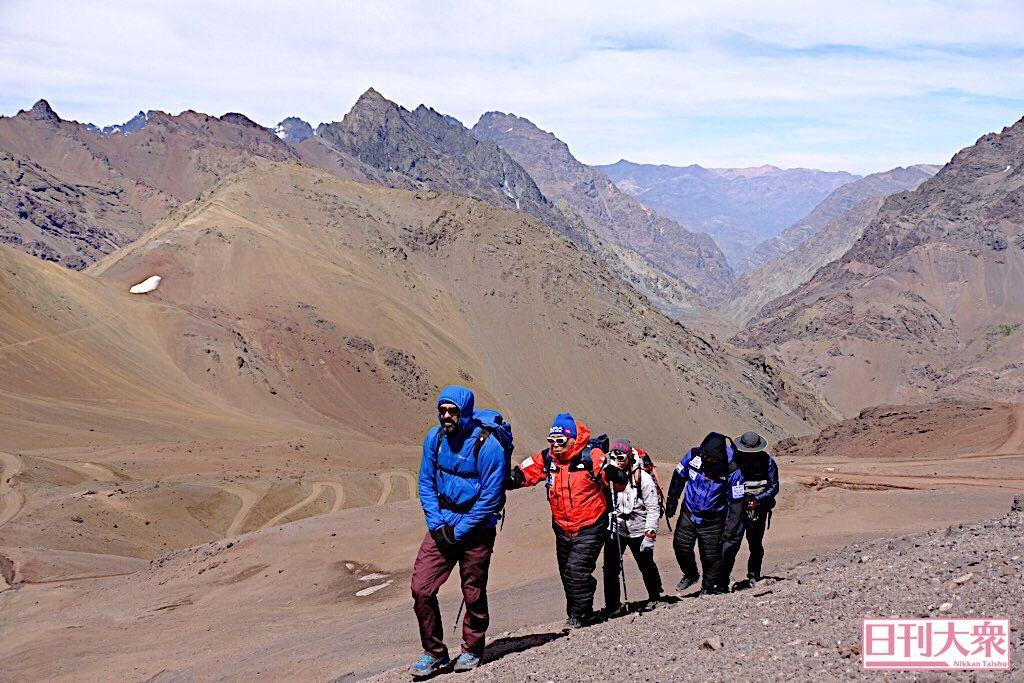 アコンカグア登頂中止も…三浦雄一郎氏「元気の秘訣」インタビューの画像002