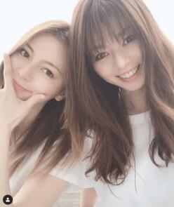 香里奈&えれなの姉妹ショットにファン歓喜「ふたりともでらべっぴん」