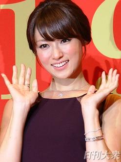 深田恭子、強い結婚願望を明かすも「結婚式はいりません」