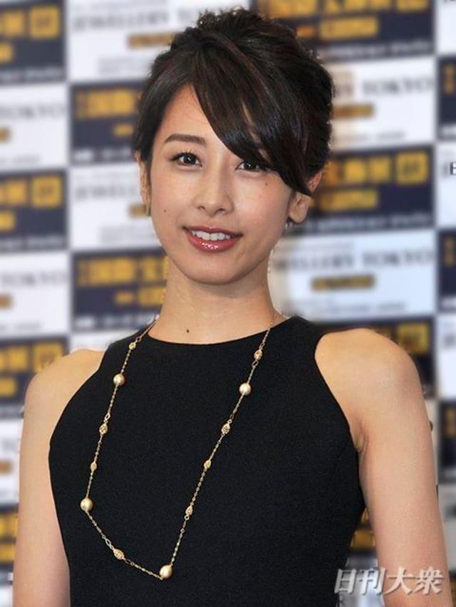 加藤綾子結婚相手