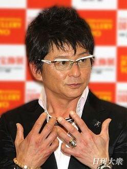 哀川翔「髪で涙腺を刺す」独自治療法に松本人志も驚愕!