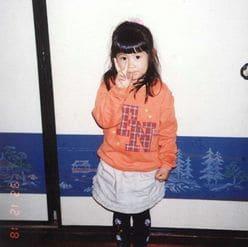 絢香、「5歳当時の写真」を公開!デビュー13周年に祝福コメント殺到