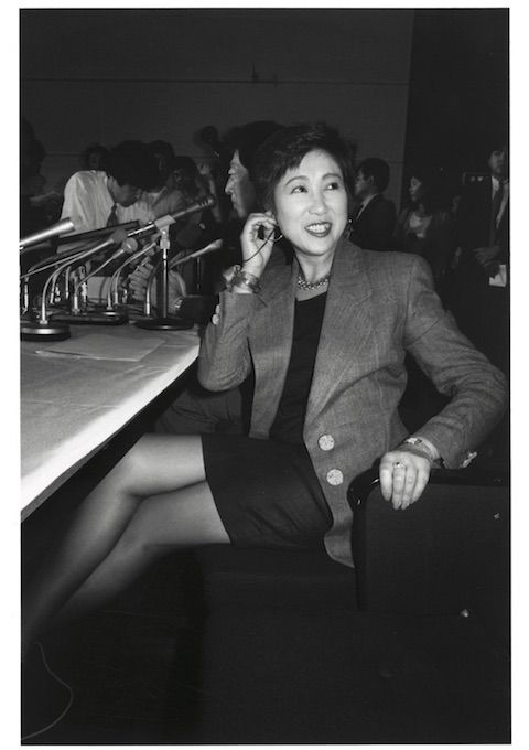 『小池百合子 写真集』発売! 25年間の初プライベート姿が満載の画像004