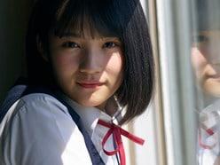 AKB48矢作萌夏、漫画『MIX』初ソロCMで「あの美少女は誰?」と話題