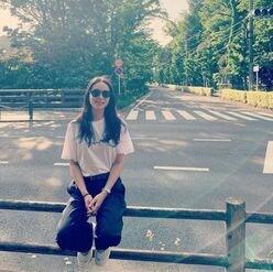 """武井咲、インスタ初の""""しっかり写った姿""""に反響 「ママに見えない」"""