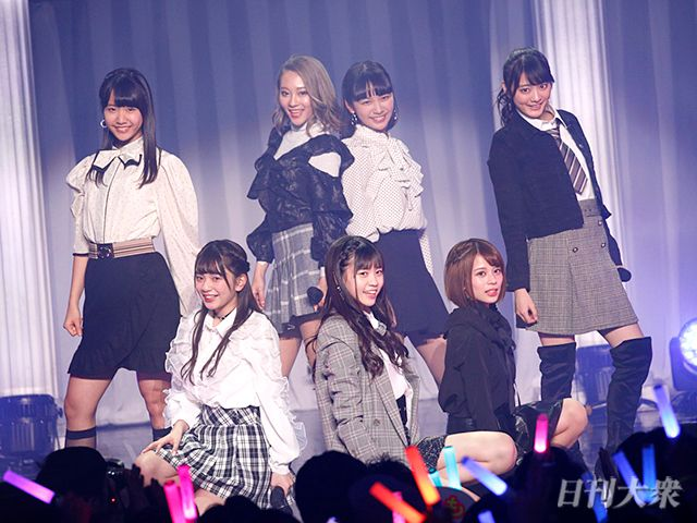 秋元康プロデュース「ラストアイドル」初ライブに密着!の画像002