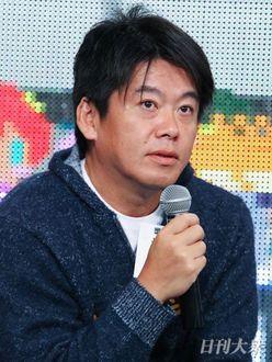 堀江貴文「精神が崩壊している」高畑裕太、釈放時の表情を分析