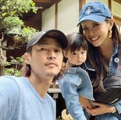 窪塚洋介、40歳バースデー 妻・PINKYが祝福「貴方を誇りに思います」