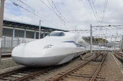 新型新幹線「N700S」は、最先端技術搭載の新時代車両!