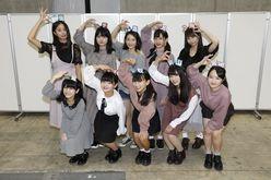 柏木由紀「お母さんと思ってほしい」AKB48チーム8新メンバー10名が握手会に初参加!【写真8枚】<br />