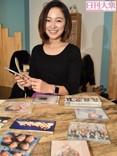 市井紗耶香「モーニング娘。のメンバーで良かった、と思います」ズバリ本音で美女トークの画像001