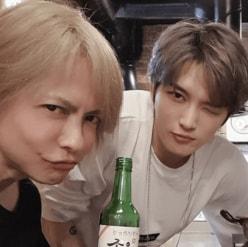 """ジェジュン&HYDE、""""日韓イケメン2ショット""""に「似てる」「永久保存版」と反響続々"""