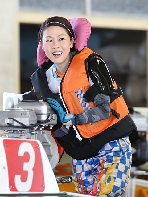 G2レディースオールスター「美女レーサー人気ベスト10選手」の横顔の画像008