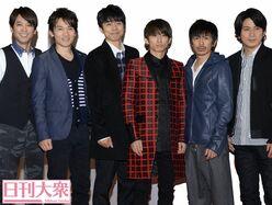 V6も解散「SMAP、嵐、キンプリ、ジャニー氏」J帝国「崩壊」4つのワケ!