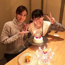 北川景子&イモトアヤコの「仲良しバースデーショット」にファンも祝福!