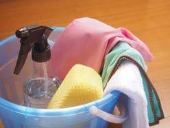 大掃除のコツは「完璧を目指さない」ことにアリ