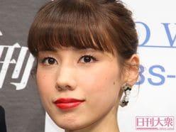 """中尾明慶、妻・仲里依紗の""""女性の勘""""に恐怖!「やっぱ怖い」"""