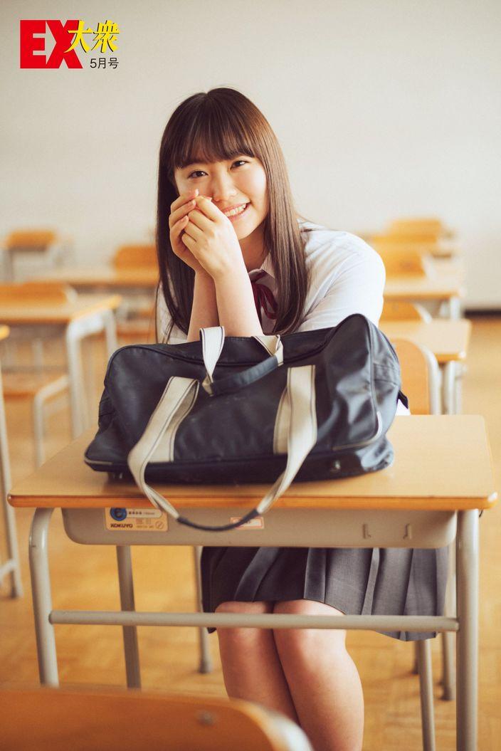 NGT48小熊倫実